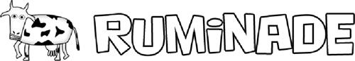 Ruminade Logo Kuh